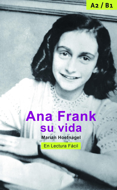 Ana Frank, su vida