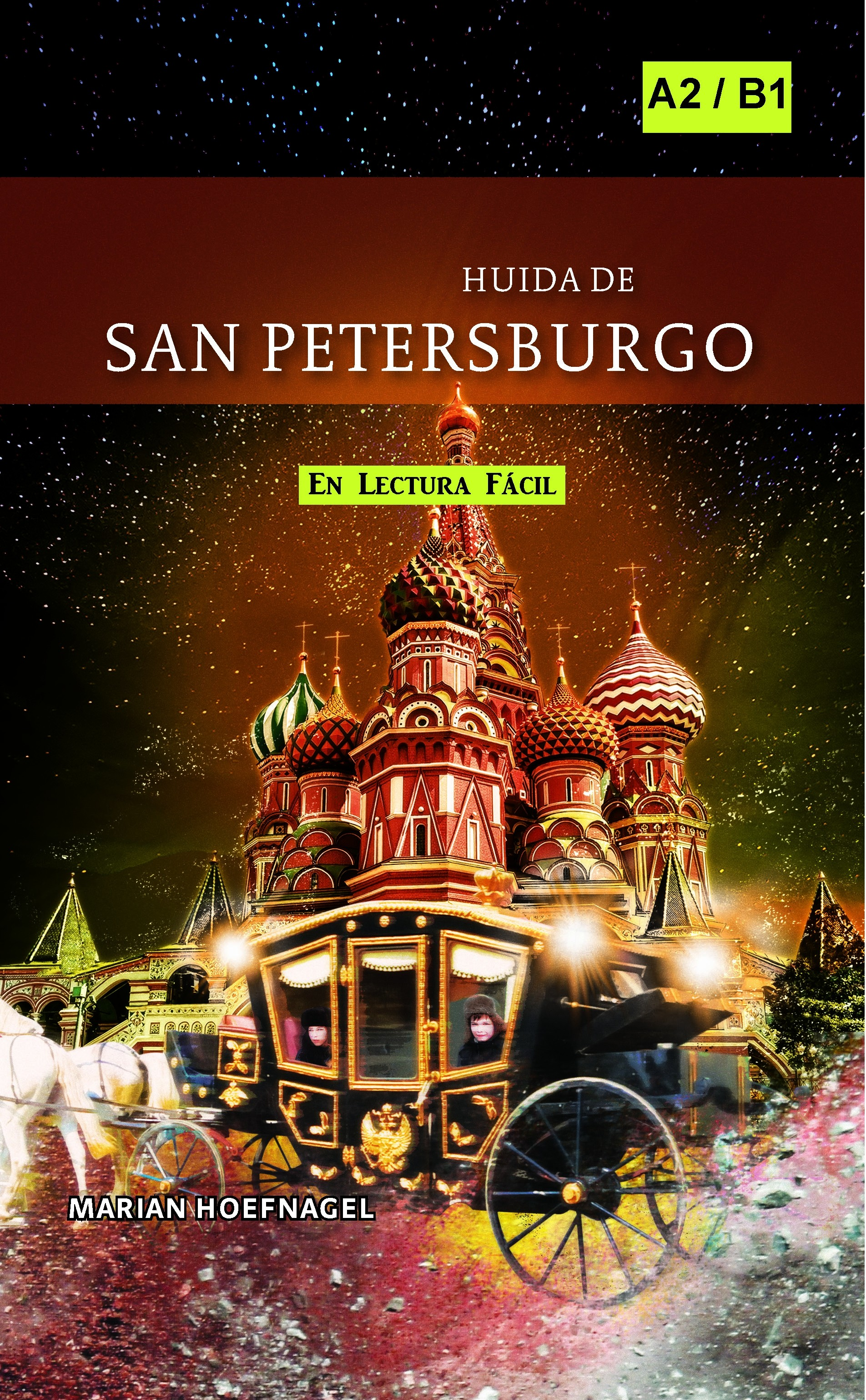 Huida de San Petersburgo