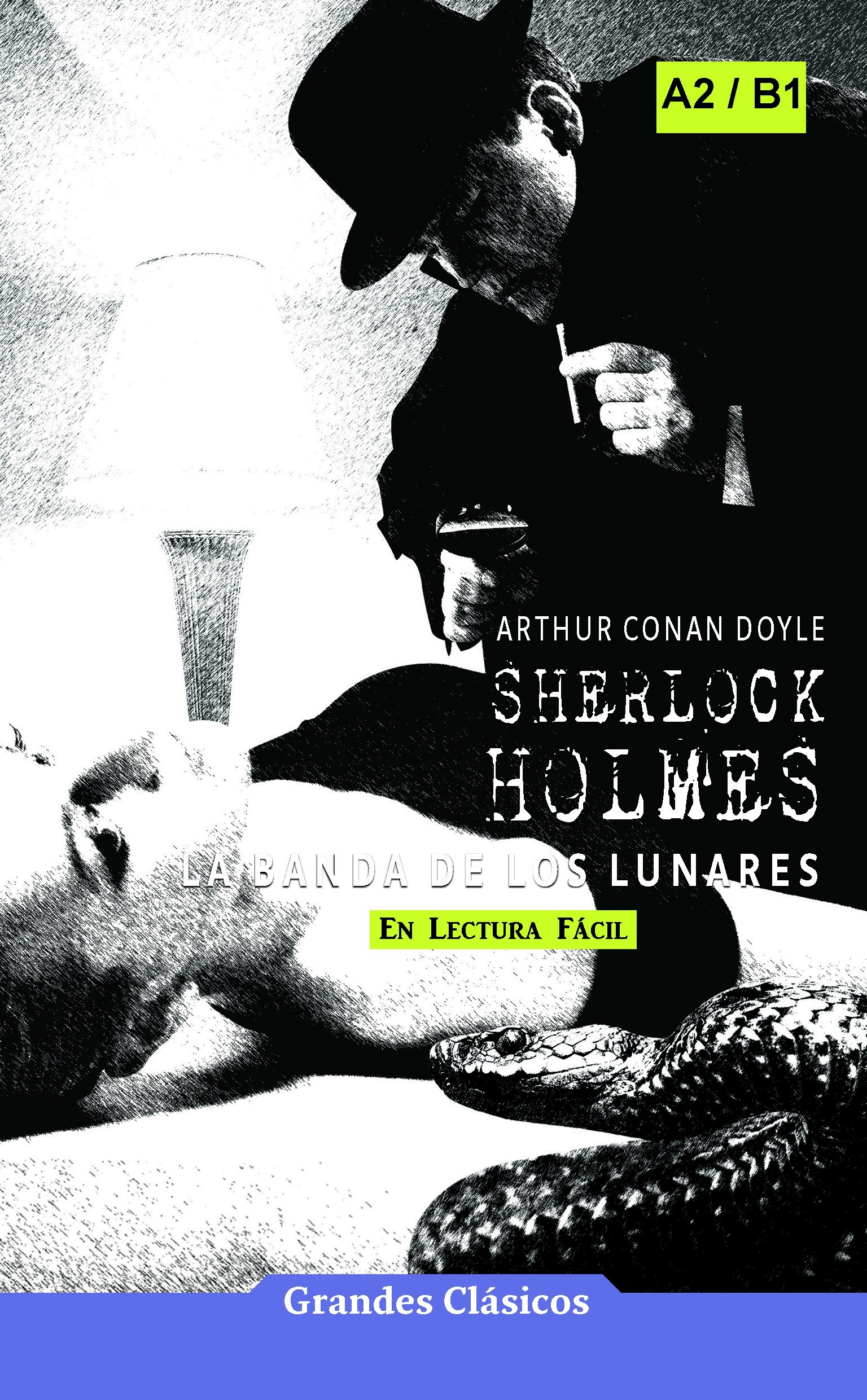 Sherlock Holmes: La banda de los lunares