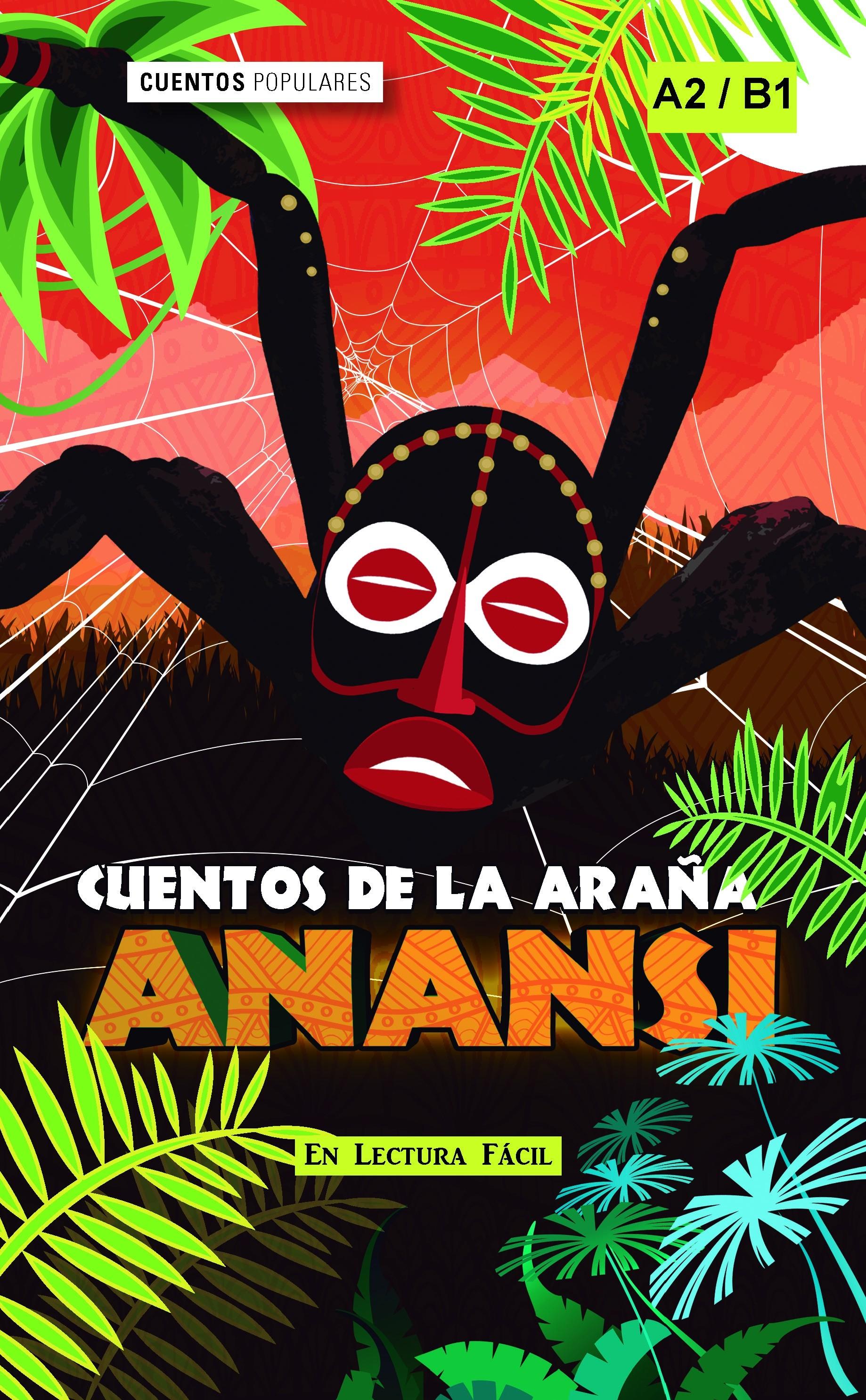 Cuentos de la araña Anansi