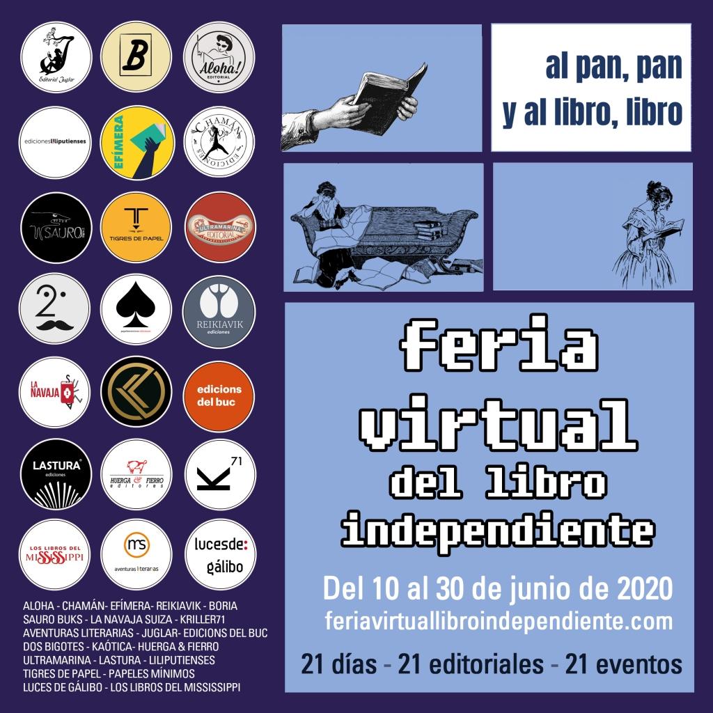 Feria virtual del libro