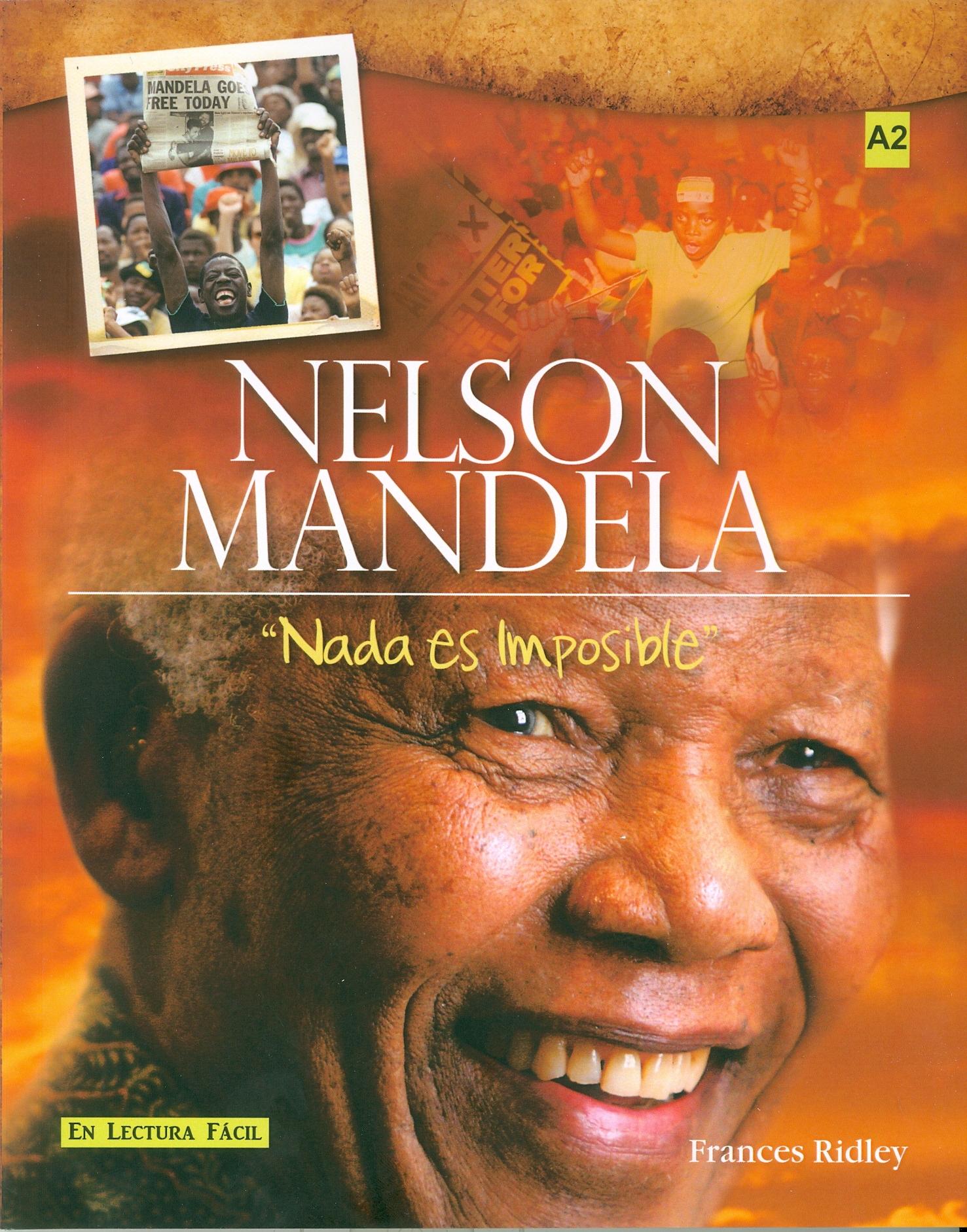 Lectura fácil Mandela Nada es imposible