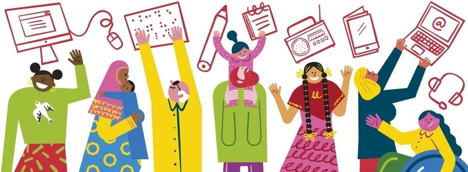 ¡Feliz Día Internacional de la Alfabetización!