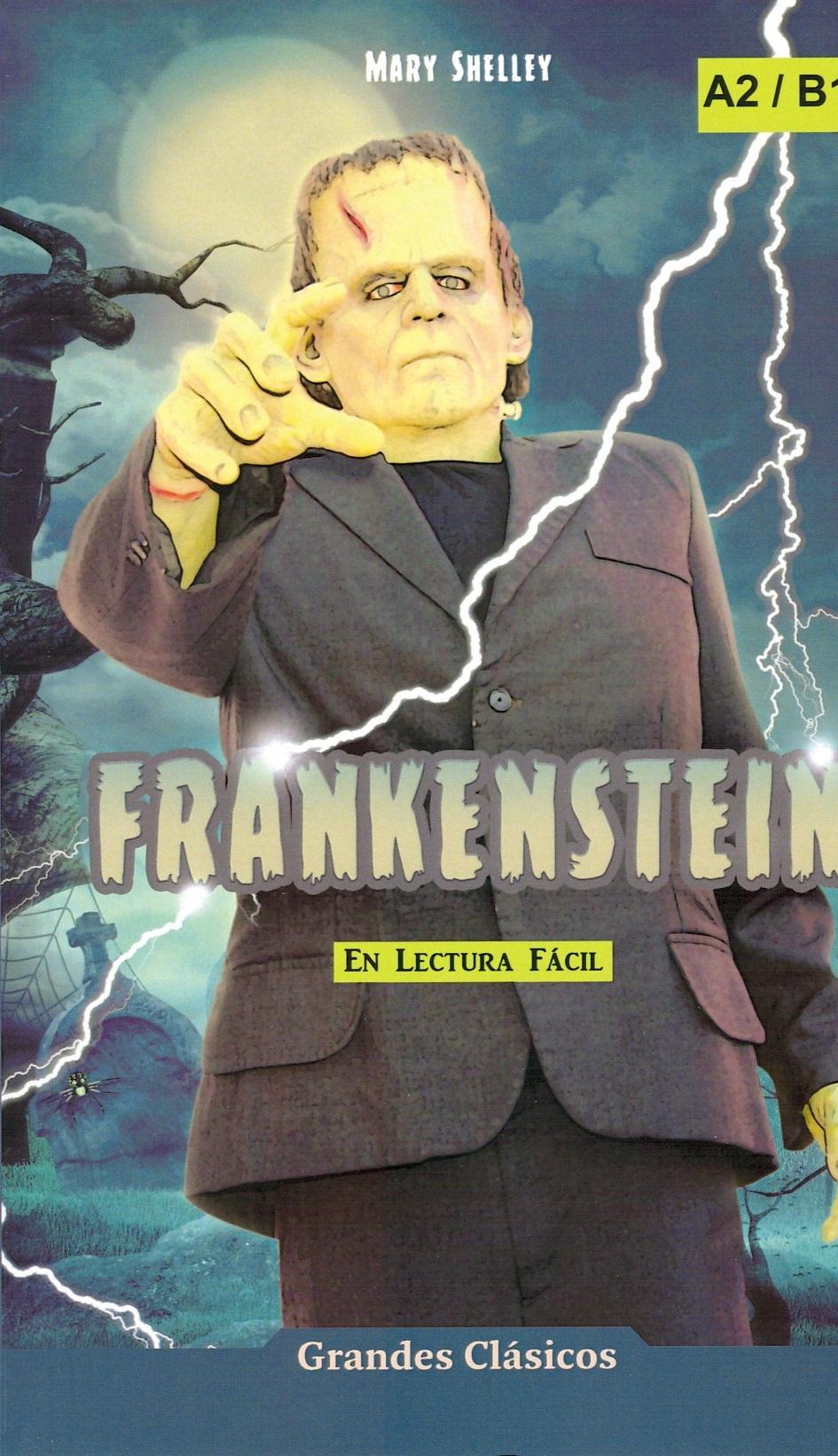 #LeoAutorasOctubre: Frankenstein