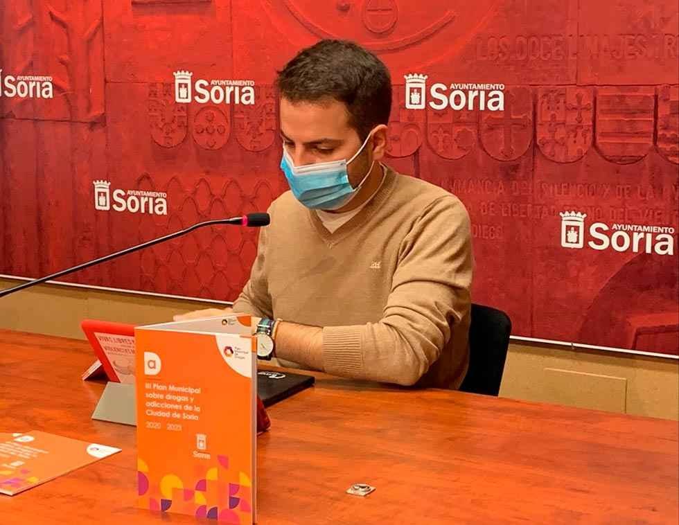 El III Plan Municipal de Drogodependencia de Soria estará disponible también en Lectura Fácil