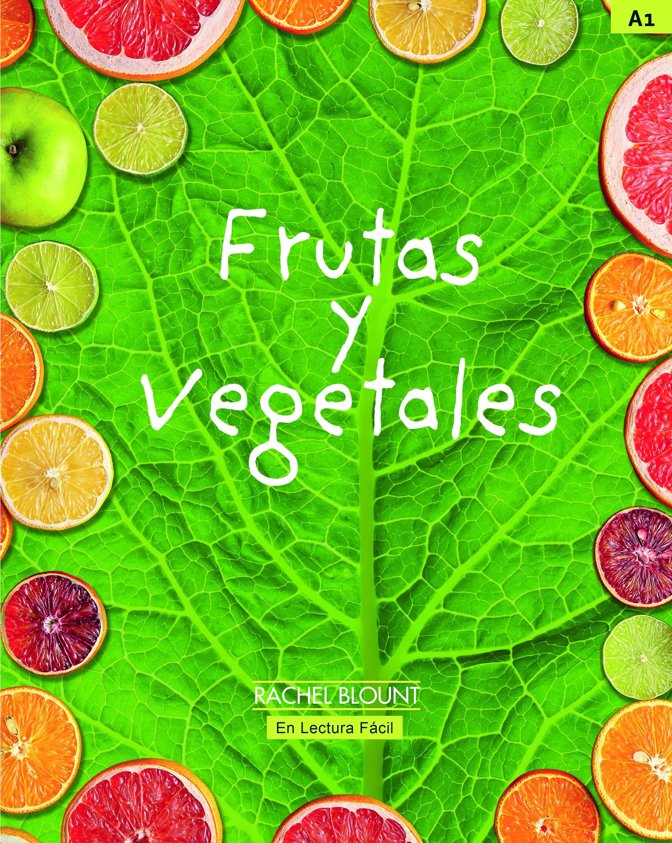 Lectura Fácil Frutas y Vegetales