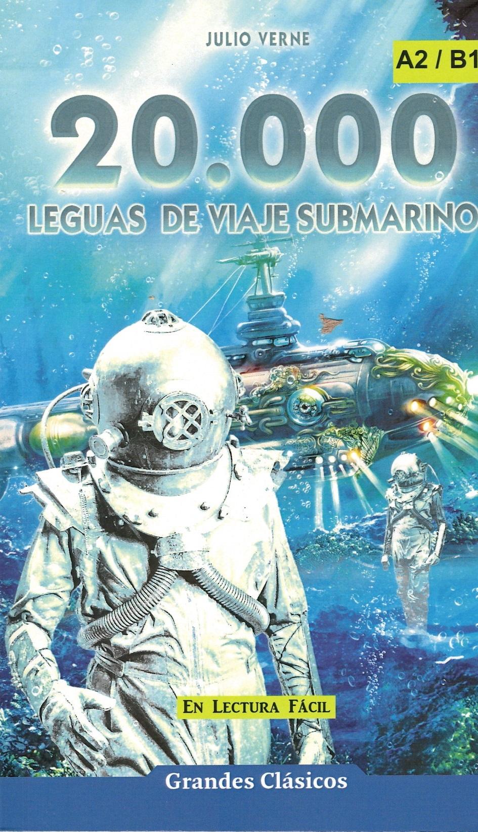 Lectura fácil 20.000 leguas de viaje submarino